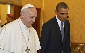 27.3.2014_Συνάντηση Ομπάμα Πάπα
