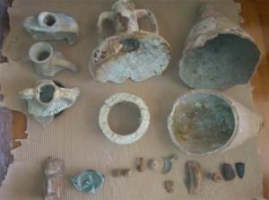 19.6.2014_Επιστροφή 10.600 αρχαιοτήτων από την Γερμανία