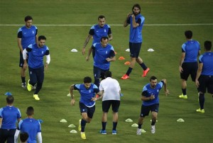 20.6.2014_Πρώτος βαθμός για Ελλάδα, 0-0 με Ιαπωνία