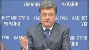 7.6.2014_Ποροσένκο δεν θέλω πόλεμο, επιθυμώ ειρήνη