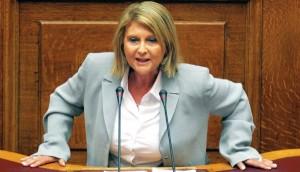 9.6.2014_Σοφία Βούλτεψη η πρώτη γυναίκα εκπρόσωπος της κυβέρνησης