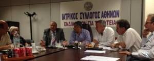 17.7.2014_Συνάντηση Λεωνίδα Γρηγοράκου με ΙΣΑ