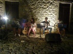 21.7.2014_Μουσική βραδυά στο Κάστρο 2