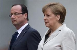 13.8.2014_Ολάντ - Μέρκελ επιθυμούν συμμετοχή της Ε.Ε. σε ανθρωπιστική επιχείρηση στο Ιράκ