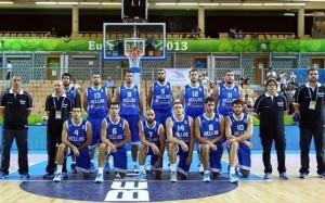 9.8.2014_Φιλική νίκη της Ελλάδας με 66-64 επί της Σερβίας