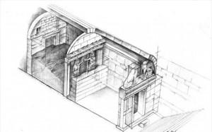 15.9.2014_Αμφίπολ αποκαλύπτεται ο τρίτος θάλαμος του μνημείου_2