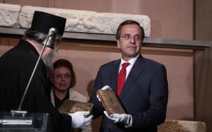 16.9.2014_«Ακούω μόνο την ανασκαφέα της Αμφίπολης και τα ευρήματά της»