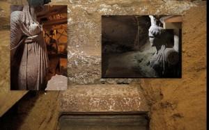 26.9.2014_Αμφίπολη για τέταρτο θύρωμα, 96 εκατοστών, έκανε λόγο η κα Μενδώνη
