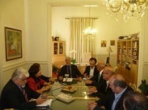 27.9.2014_Συνεργασία της Περιφέρειας Πελοποννήσου με την Περιφέρεια του Schwabisch Hall_1