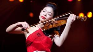 8.9.2014_Μεθυστικοί ήχοι από το βιολί της Βανέσα Μέι