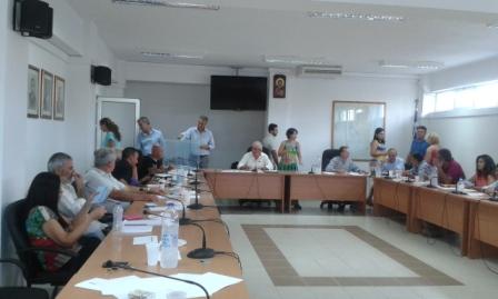 8.9.2014_Πρώτη συνεδρίαση του Δημοτικού Συμβουλίου του Δήμου Μονεμβασίας_4