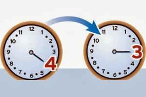 21.10.2014_Αλλαγή ώρας 2014 πότε αλλάζει η ώρα σε χειμερινή;