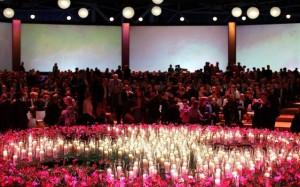 11.11.2014_Ολλανδία τελετή μνήμης για τα θύματα της πτήσης MH17