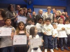 22.11.2014_Βράβευση του Δημοτικού Σχολείου Ελαφονήσου απο τη Unicef