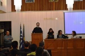 22.11.2014_Περιβαλλοντικά προγράμματα και δράσεις παρουσίασε το ΚΠΕ Μολάων στο Γύθειο