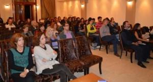 22.11.2014_Περιβαλλοντικά προγράμματα και δράσεις παρουσίασε το ΚΠΕ Μολάων στο Γύθειο_1