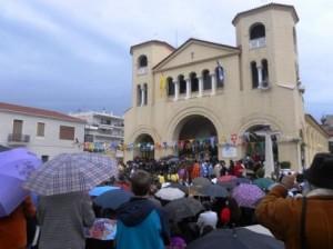 27.11.2014_Με μεγαλοπρέπεια εορτάστηκε η πανήγυρη του Οσίου Νίκωνος στη Σπάρτη_2