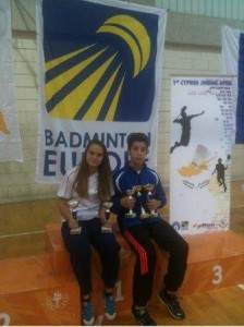 6.11.2014_Θρίαμβος του Ελληνικού badminton στην Κύπρο_4