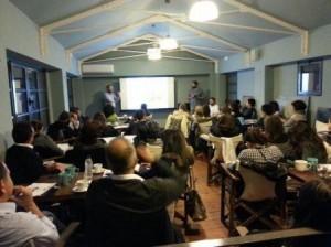 22.12.2014_Με επιτυχία ολοκληρώθηκε απο το VentureGarden  σεμινάριο για την Υποστήριξη της Επιχειρηματικότητας στην Κορινθία