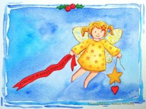 24.12.2014_Η ευχή της Αστεράτης - Ένα ενδιαφέρον Χριστουγεννιάτικο παραμύθι της Ζωής Παπαδάκη