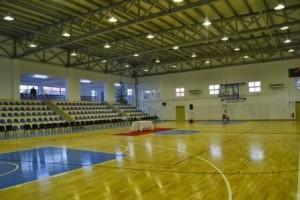 Εγκαινιάστηκε το κλειστό Γυμναστήριο Μολάων
