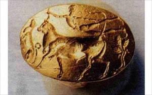13.1.2015_Το δαχτυλίδι του Θησέα στο Εθνικό Αρχαιολογικό Μουσείο