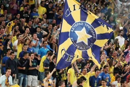 21.1.2015_Ο Αστέρας Τρίπολης ανακοίνωσε τον Ιγκλέσιας