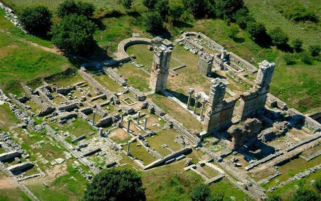 25.1.2015_Διαχειριστικό σχέδιο για τον αρχαιολογικό χώρο των Φιλίππων