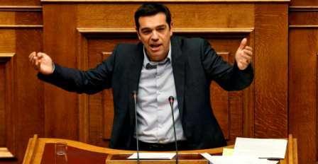 28.1.2015_Αλέξης Τσίπρας - Κυβέρνηση εθνικής σωτηρίας με τέσσερις προτεραιότητες