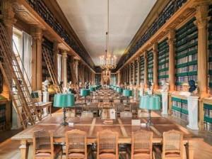 Bibliothèque Mazarine, Παρίσι