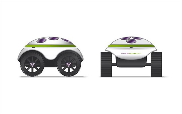 1.2.2015_VineRobot «Παντρεύοντας» τη ρομποτική με την οινοποιία