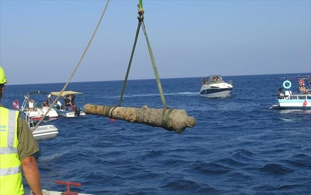 15.2.2015_Σημαντικά ευρήματα από την έρευνα στο ναυάγιο Νησιά Παραλιμνίου Κύπρου_1