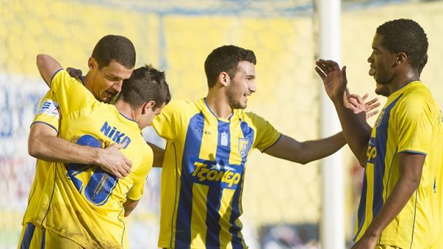 16.2.2015_Παναιτωλικός - Αστέρας Τρίπολης 2-0