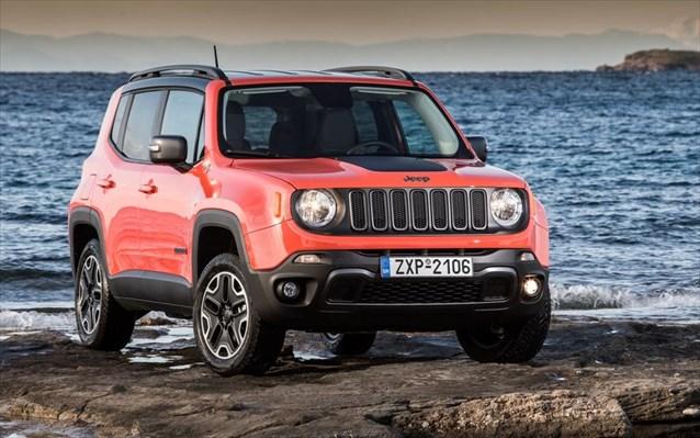 Το νέο Jeep Renegade.