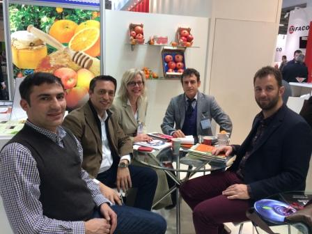 20.2.2015_Στη Fruit Logistica στο Βερολίνο συμμετείχε η Περιφέρεια Πελοποννήσου_1