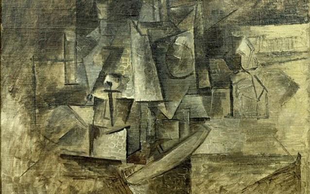 27.2.2015_Βρέθηκε πίνακας του Πικάσο που είχε κλαπεί το 2001 από το Παρίσι