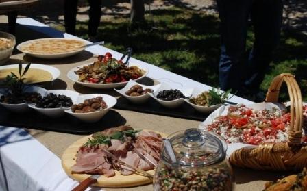 4.1.2015_Η Λακωνία παρουσιάζει το Ελληνικό Πρωινό στη 10η HORECA
