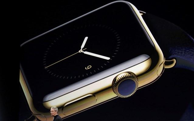 11.3.2015_Στον επόμενο τόνο η ώρα θα είναι... Apple
