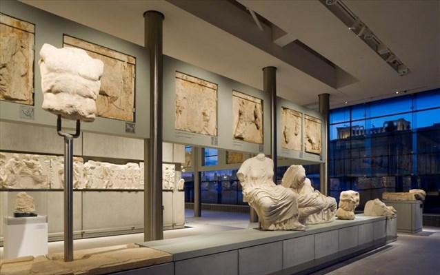 23.3.2015_Το Μουσείο Ακρόπολης γιορτάζει την Εθνική Επέτειο