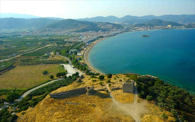 7.3.2015_Η ιστορία αποκαλύπτεται στα ερείπια της βυζαντινής Ανακτορόπολης_1