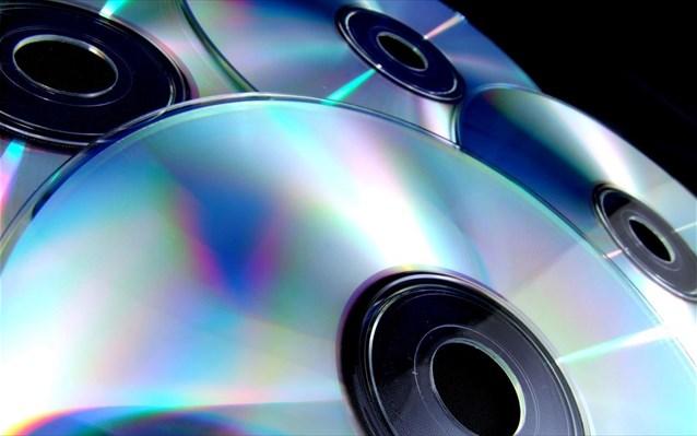 13.4.2015_Χρήση παλιών DVD για τη μείωση εκπομπών διοξειδίου του άνθρακα