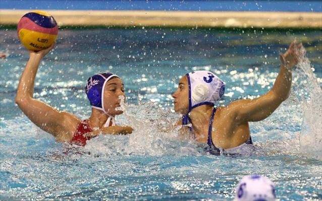 26.4.2015_Υδατοσφαίριση πρωταθλητής Ευρώπης ο Ολυμπιακός