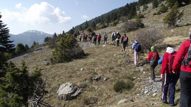 12.5.2015_Εγκαινιάζεται στο Μαίναλο το πρώτο Διεθνώς Πιστοποιημένο μονοπάτι στην Ελλάδα
