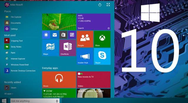 2.6.2015_Στις 29 Ιουλίου το λανσάρισμα των Windows 10