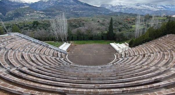 33ο Πολιτιστικό Καλοκαίρι στο Σαϊνοπούλειο Αμφιθέατρο