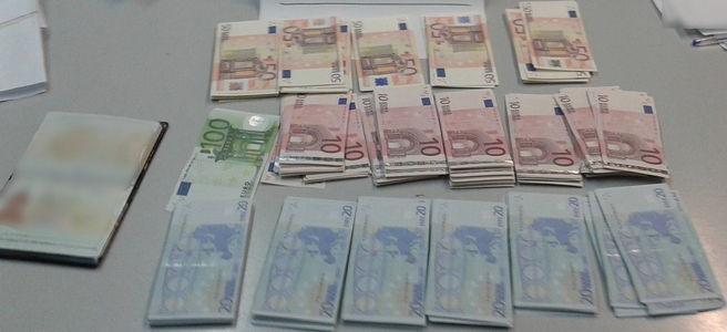 15.7.2015_Συνελήφθη 36χρονος για κυκλοφορία παραχαραγμένων νομισμάτων
