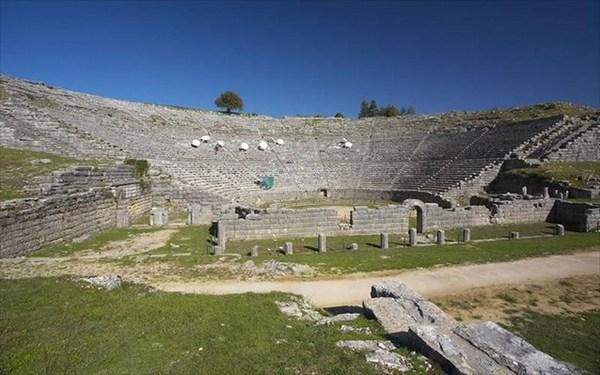 21.7.2015_Αρχαίο Θέατρο Δωδώνης
