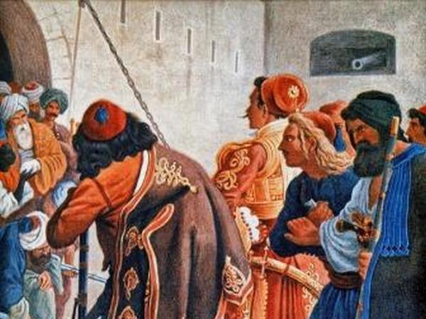 22.7.2014_Ιστορικό της επετείου Απελευθέρωσης της Μονεμβασίας - 23 Ιουλίου 1821