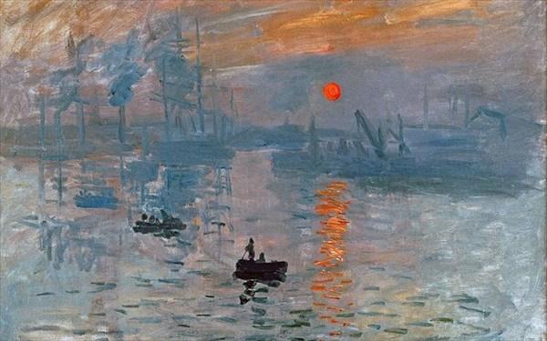 17.8.2015_Claude Monet – Impression, Sunrise (1872)