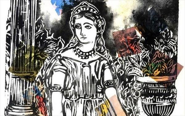 1.9.2015_Ο εικαστικός διάλογος με τον «Ερωτόκριτο»